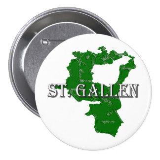 St. Gallen 3 Inch Round Button