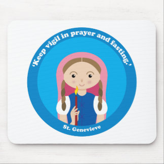 St. Genevieve Mouse Pad