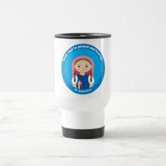 St. Genevieve Travel Mug