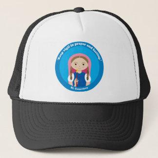 St. Genevieve Trucker Hat