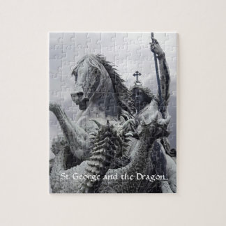 St George and the Dragon Jigsaw Puzzle