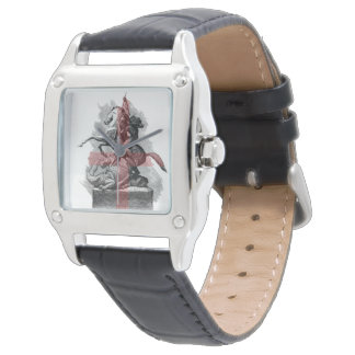 St George And The Dragon With England Cross Watch