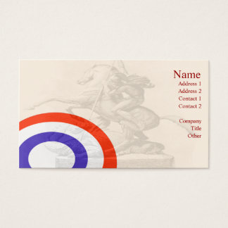 St George Business Card