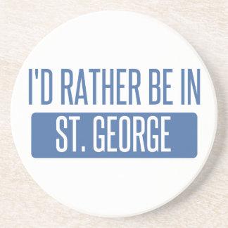 St. George Coaster