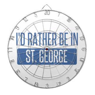 St. George Dartboard