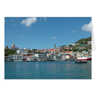 St. George, Grenada Card