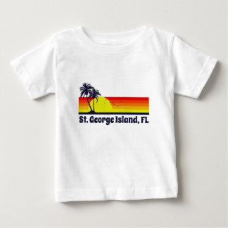 St. George Island Florida Baby T-Shirt