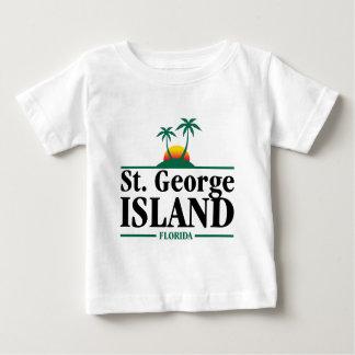 St George Island Florida Baby T-Shirt