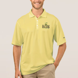 St George Island Florida Polo Shirt