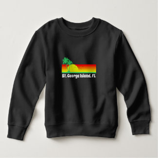 St. George Island Florida Sweatshirt