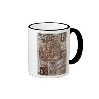 St. George killing Dragons Coffee Mug