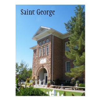 St George Postcard