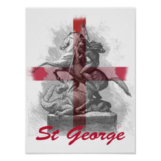 St George Poster