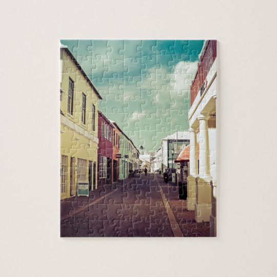 St George Side St 1 Jigsaw Puzzle