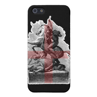 St George v2 iPhone 5/5S Cases
