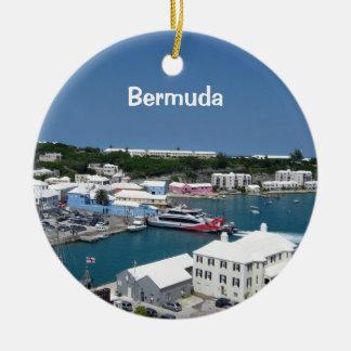 St. Georges, Bermuda Ceramic Ornament