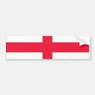 St George's Cross Bumper Sticker