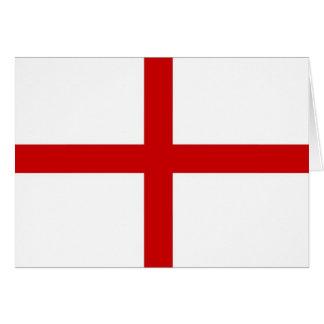 St. George's Cross Card