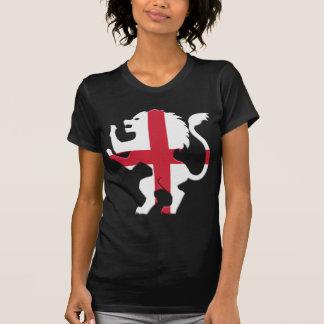 St George's Cross Lion Rampant T-Shirt