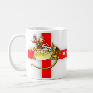 St George's Day Mug