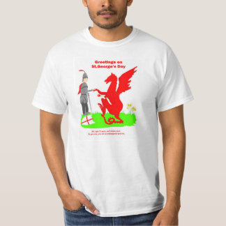 St.George's Day tshirts