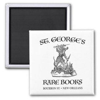 St. George's Rare Books Magnet