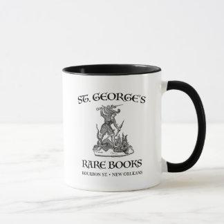 St. George's Rare Books Mug