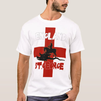 St. George's T Shirt - England St. George