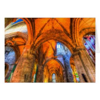 St Giles Cathedral Edinburgh Card