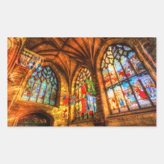 St Giles Cathedral Edinburgh Scotland Sticker