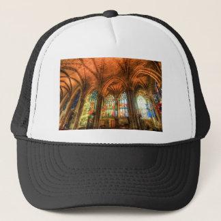 St Giles Cathedral Edinburgh Scotland Trucker Hat