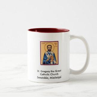 St. Gregory Icon Mug