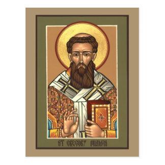 St. Gregory Palamas Prayer Card