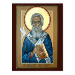St. Gregory the Great Prayer Card Postcard