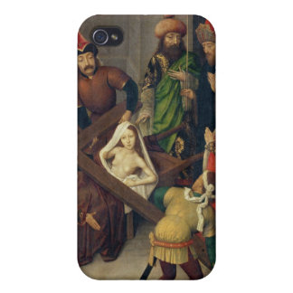 St. Helena and the Miracle of the True Cross iPhone 4 Cases