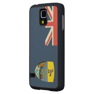 St. Helena Flag Maple Galaxy S5 Case