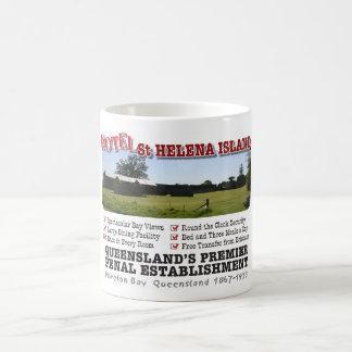 St Helena Island mug