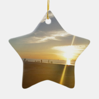 St. Helena Serenity. Ceramic Star Ornament