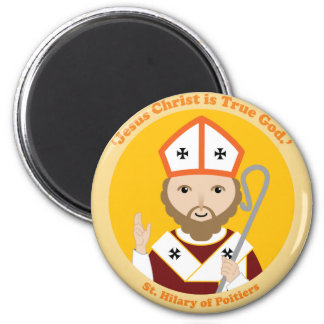 St. Hilary of Poitiers Magnet