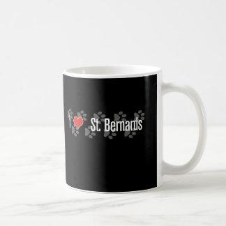 St I (coeur) Bernards Tasses