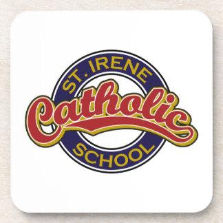 St. Irene Catholic School Coasters