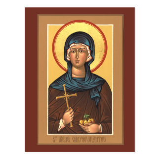 St. Irene Chrysovolantou Prayer Card