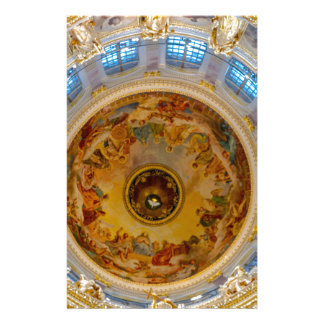 St. Isaac's Cathedral St. Petersburg, Russia Custom Stationery