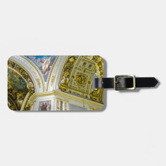 St. Isaac's Cathedral St. Petersburg, Russia Luggage Tag