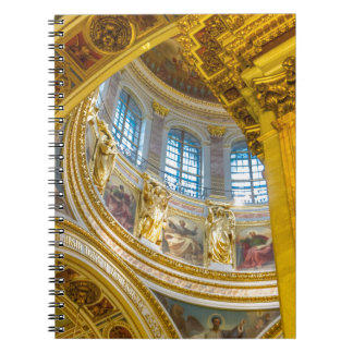 St. Isaac's Cathedral St. Petersburg, Russia Notebook