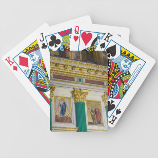 St. Isaac's Cathedral St. Petersburg, Russia Poker Deck