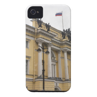 St. Isaac's Square St. Petersburg, Russia iPhone 4 Case-Mate Case