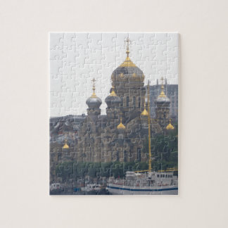St. Isaac's Square St. Petersburg, Russia Jigsaw Puzzle