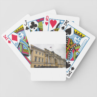 St. Isaac's Square St. Petersburg, Russia Poker Deck