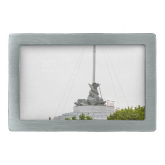 St. Isaac's Square St. Petersburg, Russia Rectangular Belt Buckle